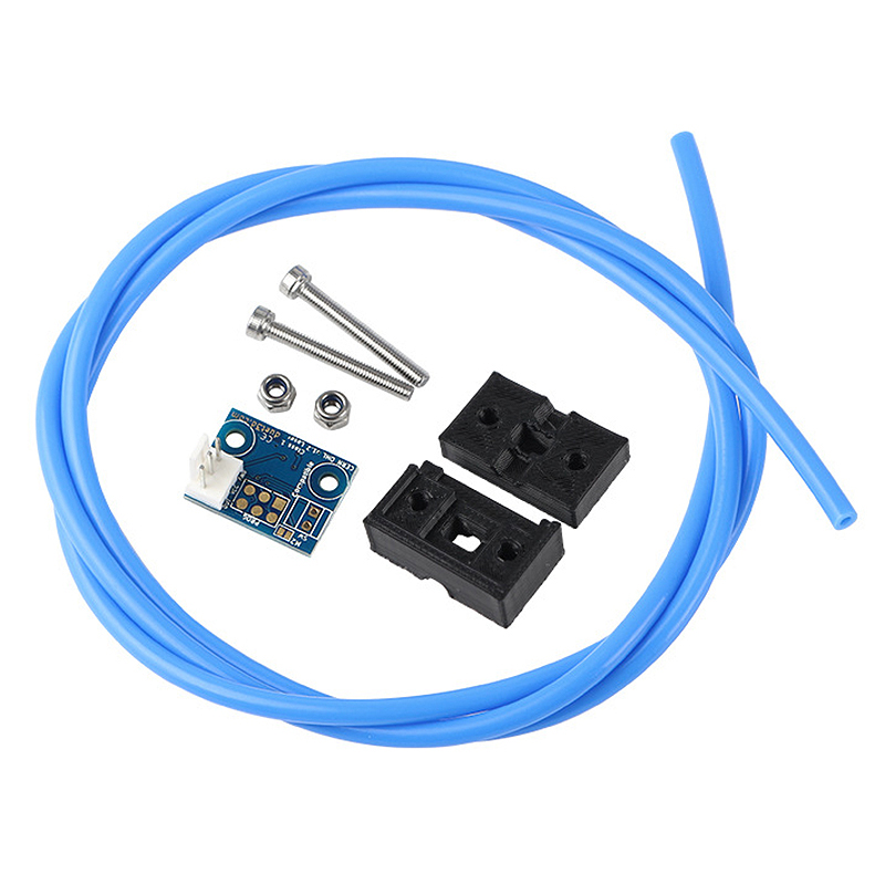 <font><b>Clone</b></font> Duet3D 1.75mm Diameter Monitor Sensor Detect Stuck Filament 3D Printer Version Filament Monitor for <font><b>Duet</b></font> 2 <font><b>Wifi</b></font> image