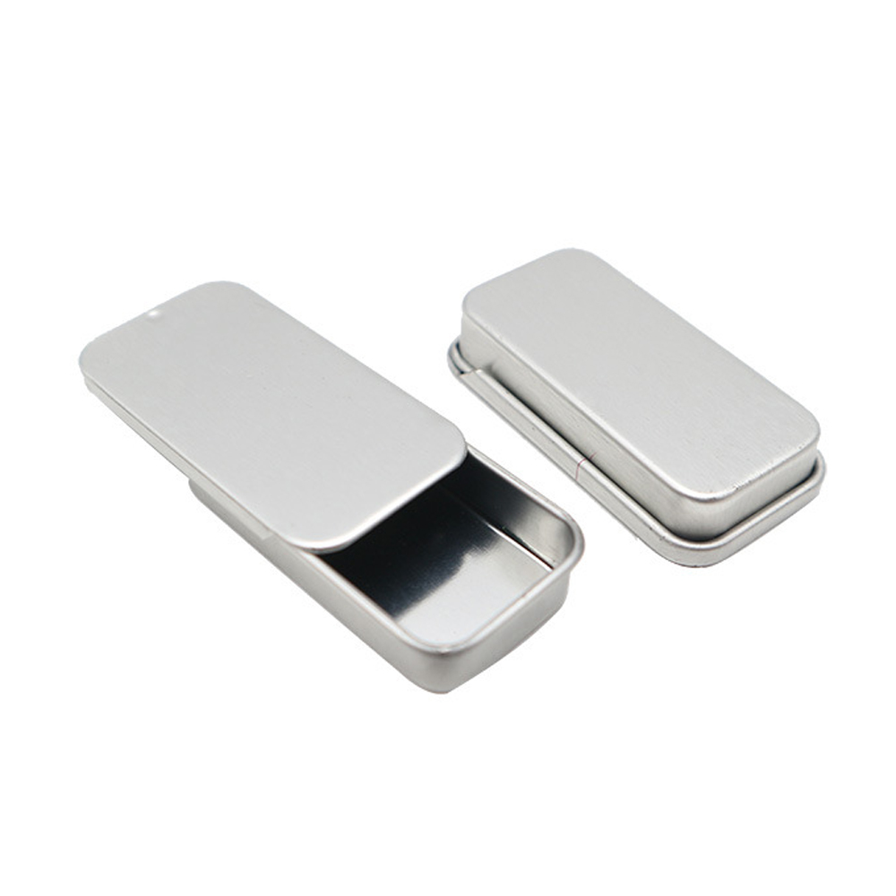 Pill-Cases Container Storage-Box Slide-Cover Wedding-Jewelry Mini Portable 1pcs 51--10--26mm title=