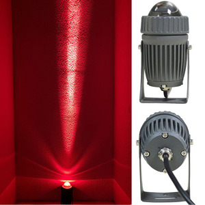 Image 4 - المهنية تصميم بصري في الهواء الطلق Led الكاشف 10 واط Led بقعة ضوء مع مصباح ضيق زاوية كشاف ضوء مع 100 240 فولت الإضاءة