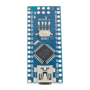 Image 5 - 100PCS ננו עם מנהל האתחול תואם ננו 3.0 בקר לarduino CH340 USB נהג 16Mhz ננו v3.0 ATMEGA328P/168P