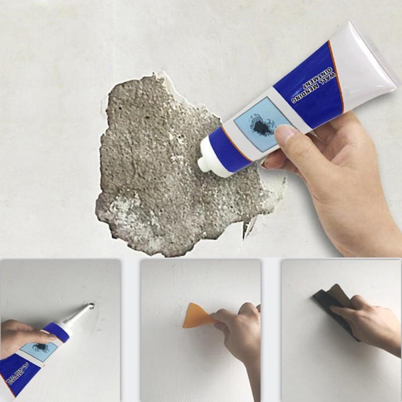 Universal Beautiful Sealant Walls Mending Ointment Grout Peeling Graffiti Gap Repair Cream Construction Treatments Tool For Home