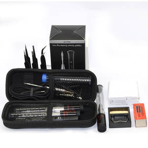 Soldering-Station Power-Charger Digital TS80P Mini Portable Electric with Organizer Bag