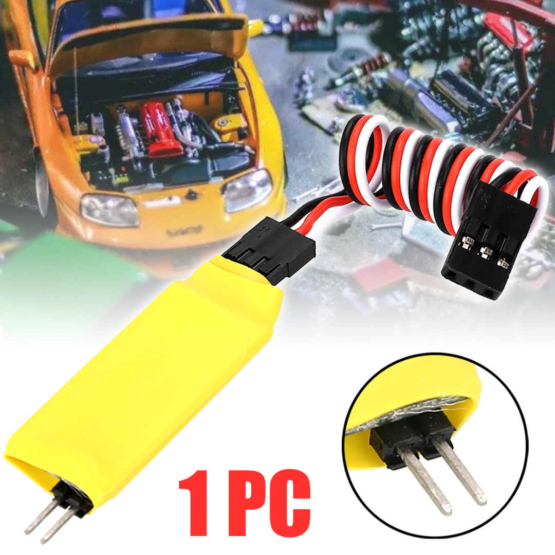 RC Receiver Four-channels Controlled Switch Car Light Remote for RC Model Car