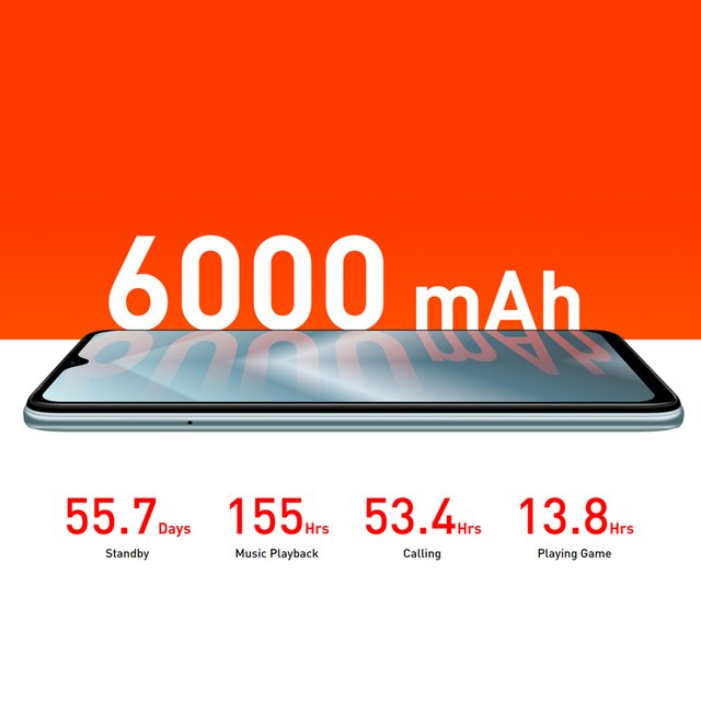 Infinix HOT 10 PLAY  2GB+32GB /4GB+64GB Global Version smart phone 6.82'' HD+ Display 6000mAh  Helio G35 mobile Phone 4