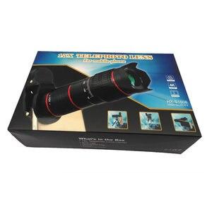 Image 4 - SNAPUM 4K HD Full screen photo 15X Telescope Camera Zoom Lens Waterproof  Mobilephone Cell Phone Telephoto Lenses for Smartphone