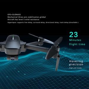 Image 4 - Hubsan Dron Zino Pro con GPS, cámara 4K, UHD, 5G, WiFi, 4km, FPV, 3 ejes, cardán sin escobillas, RC
