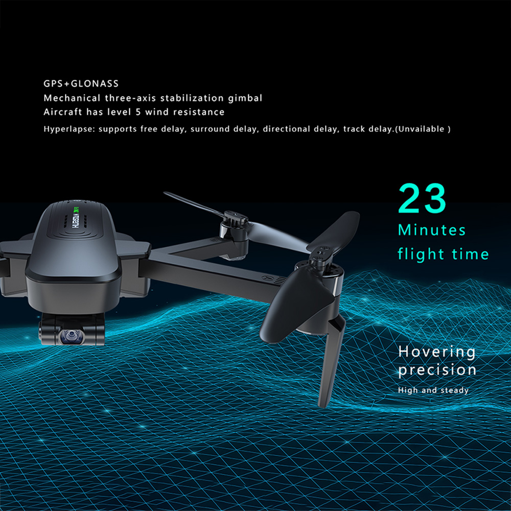 Image 4 - Hubsan Zino Pro GPS Drone with Camera 4K UHD Drone 5G WiFi 4km FPV Drone 3 Axis Gimbal Brushless RC QuadcopterRC Helicopters   -