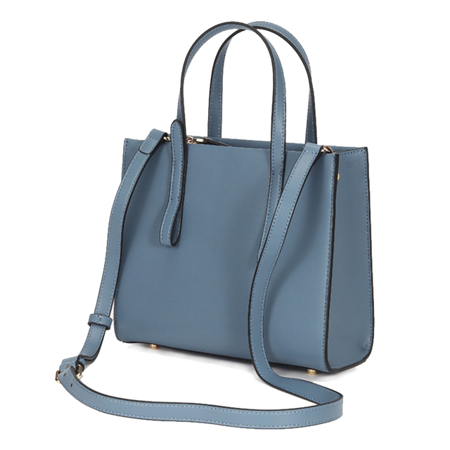 Luufan woman bags 2019 bag handbag fashion handbags genuine leather shouder bag big red blue black popular style female bags