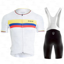 2021 GO RIGO GO New Summer Cycling Jersey Set Racing Clothing Man Maillot Ropa Ciclismo MTB Bike Clothing Sportswear Cycling Set