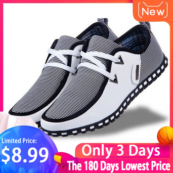 Summer Loafers Men Casual Shoes Fashion Slip On Sneakers Men Flats Driving Shoes PLUS SIZE 39-47 Trainers Zapatos Leather Shoes miubu quality men flats shoes loafers summer male shoes slip on men zapatos chaussures men loafer shoes hot sale