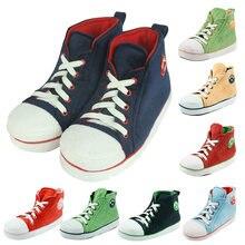 Gohom/мужские тапочки; Теплые Зимние удобные домашние кроссовки;