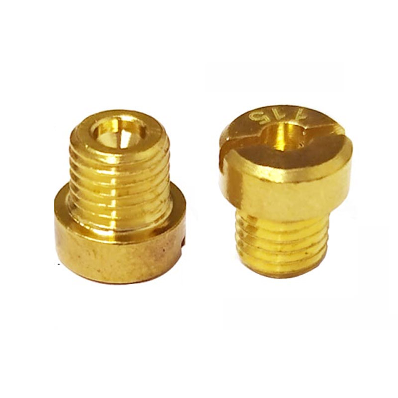 6mm Main Jet M6 Thread for DellOrto Piaggio POLINI Motoforce Carburetor Carb NC Injector Nozzle Size 50-98