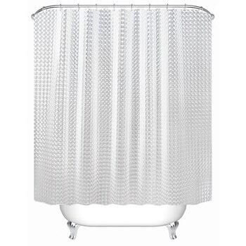 Waterproof Shower Curtain 2