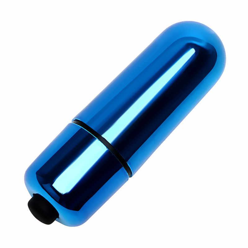 Mini vibrador con forma de huevo para masaje en el punto G, vibradores, Juguetes sexuales para mujer, estimulador del clítoris y el orgasmo, tienda sexual, producto para adultos 1 unidad