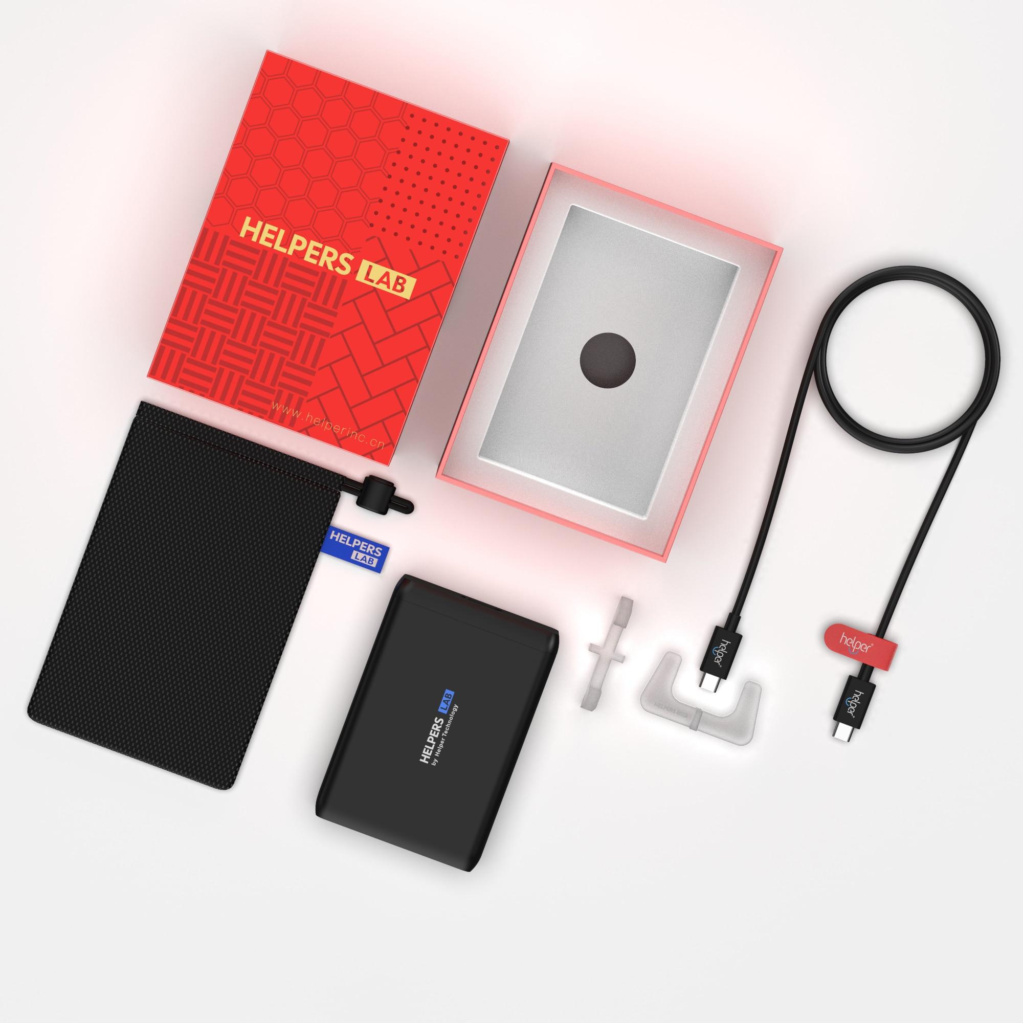 USB C 65W + 30W & 2 USB A port Reise Ladegerät Adapter mit Typ C PD Für Macbook xiaoMi HP Dell XPS iPhone 11 pro und mehr - 6
