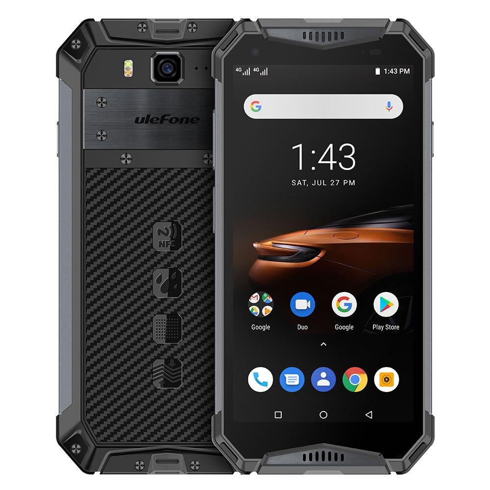 Image 3 - Ulefone Armatura 3W Smartphone Rugged Android 9.0 IP68 5.7 Helio  P70 6G   64G 10300mAh telefono cellulare 4G Dual SIM Del Telefono  Cellulare Android-in Telefoni cellulari e smartphone da Cellulari e  telecomunicazioni su