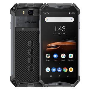 "Image 3 - Ulefone Armor 3W Robuuste Smartphone Android 9.0 IP68 5.7 ""Helio P70 6G + 64G 10300Mah mobiele Telefoon 4G Dual Sim Mobiele Telefoon Android"