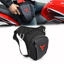 Waterproof Drop Waist Leg Bag Thigh Belt Hip Bum Motorcycle Military Tactical Travel Cell/Mobile Phone Purse Fanny Pack Bags