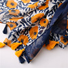 Foulard de Hijab style style bohémien 6