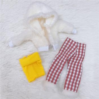Одежда для шарнирных кукол 30 см. 3