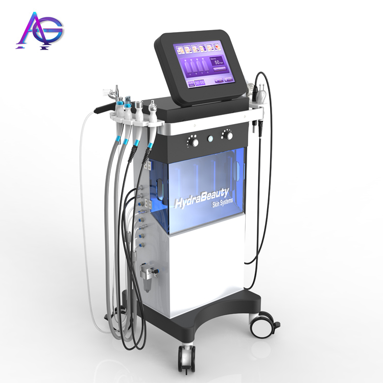 9 In One Multi-function   Beauty Machine For Skin Tightening And Skin Mouisture With CE Certificate