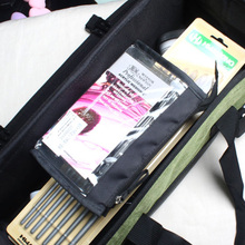 Canvas Art Supplies Toolbox Painting Tool Bag Cloth Painting Material Bag Portable Painting Case