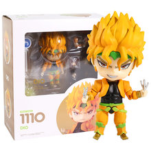 Stardust crociati Dio Brando 1110 Action PVC Figure da collezione Model Toy Q Face Doll