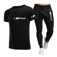 2021 Summer Fashion Leisure brand Set da uomo tuta Sportswear tute da uomo tuta da uomo t-shirt a maniche corte set da 2 pezzi