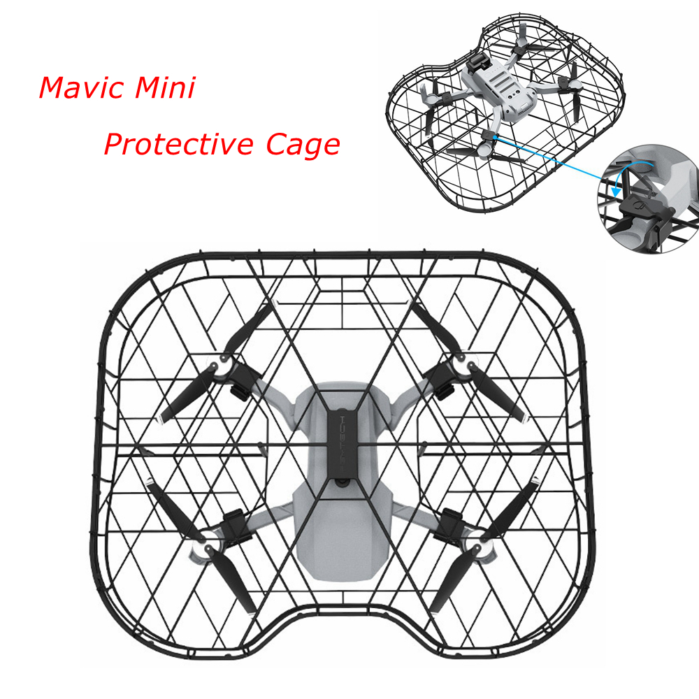 Mavic Mini Propeller Guard Protective Cage Protection Cover For DJI Mavic Mini Drone Portable Accessories