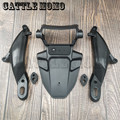 Мотоциклетная задняя защита от брызг для крыла держатель номерного знака с кронштейном для Honda CBR 600 RR CBR600RR CBR600 F5 2007-2012