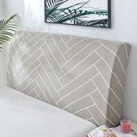 Capa elástica para cama nórdica  cobertura completa para cama à prova de poeira e elástica