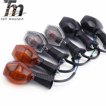 цена на Turn Signal Indicator Light  For SUZUKI GSXR 600/750 2001-2005/ GSXR1000 01-04 Motorcycle Parts Turning Blinker Lamp GSX-R K1 K4
