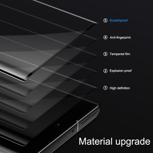 Image 4 - Tempered Glass For Samsung Galaxy Note 10 Plus Phone Glass Screen Protector Film For Samsung Note 10plus S10E Protective Film