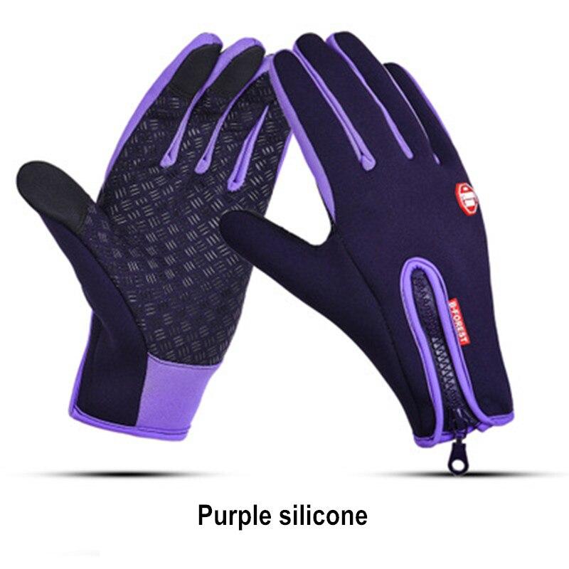 Touchscreen Männer Frauen Winter Winddicht Warme Thermische Handschuhe Outdoor Sport Ski Wandern Radfahren Reiten Motorrad Schutz Handschuhe