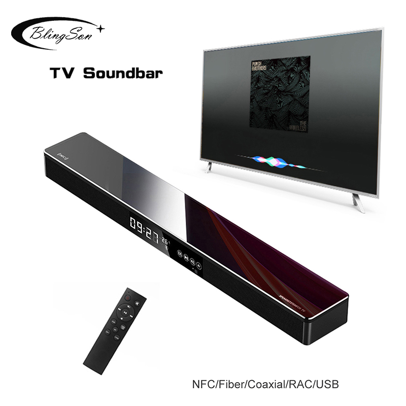 TV Sound Bar Home Theater Subwoofer Soundbar with Bluetooth Wireless Wired USA
