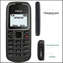 Usado telefones celulares originais desbloqueado nokia 1280 1.36