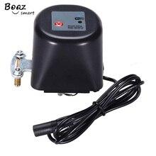 BOAZ Smart WiFi Controller di Irrigazione Da Giardino Acqua Valvola Ga Valvola del Gas Senza Fili Spegnimento Timer Compatibile con Alexa/Google casa