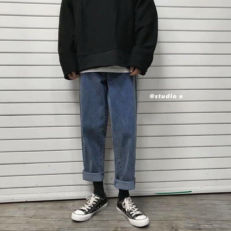 2020 Spring Women Pants Plus Size Loose Fie New Women Clothes Jeans Bts Kpop Pantalon Femme Pantalones De Mujer Free Shipping Big Promo 684c8 Cicig