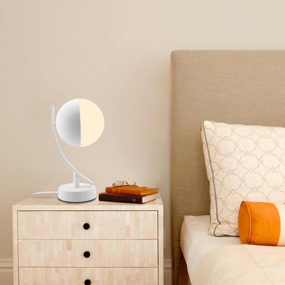 Voice Control Wifi Smart Led Bureaulamp Draadloze Dimbare Voice Control Tafellamp J8 #3