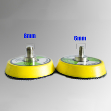 Set Polishing Machine High Wax-polishing Sanding 2 inch/3 inch Grinding Accessories Replaces