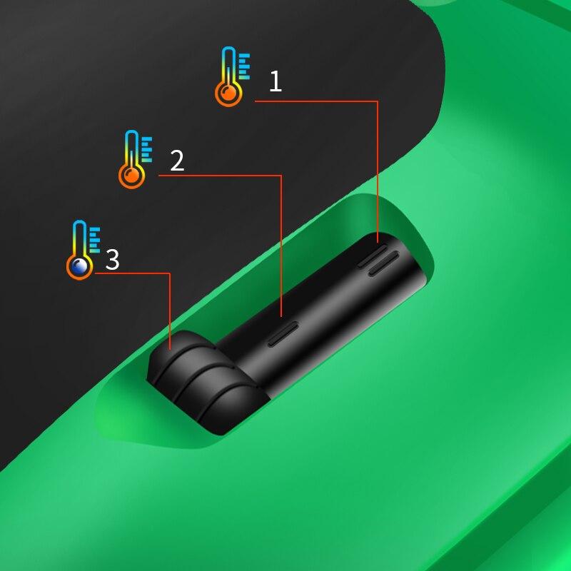 Tools : LAOA Hot Air Gun Digital Display Stepless Temperature Adjust Heating Gun Automobile Sicking Shrinking Film Industrial Heat Gun