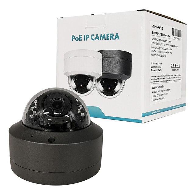 UniLook 5MP IP Camera Support 4X Zoom Outdoor Security CCTV Camera Built in Microphone Weatherproof IP66 ONVIF H.265 4