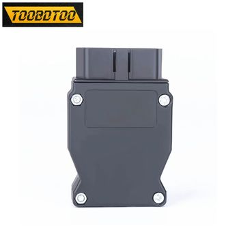 Best Price OBD2 16Pin Plug For BMW ESYS ICOM Coding For ENET Ethernet 16PIN Enet Connector For BMW Cars Adapter OBD2 Interface image