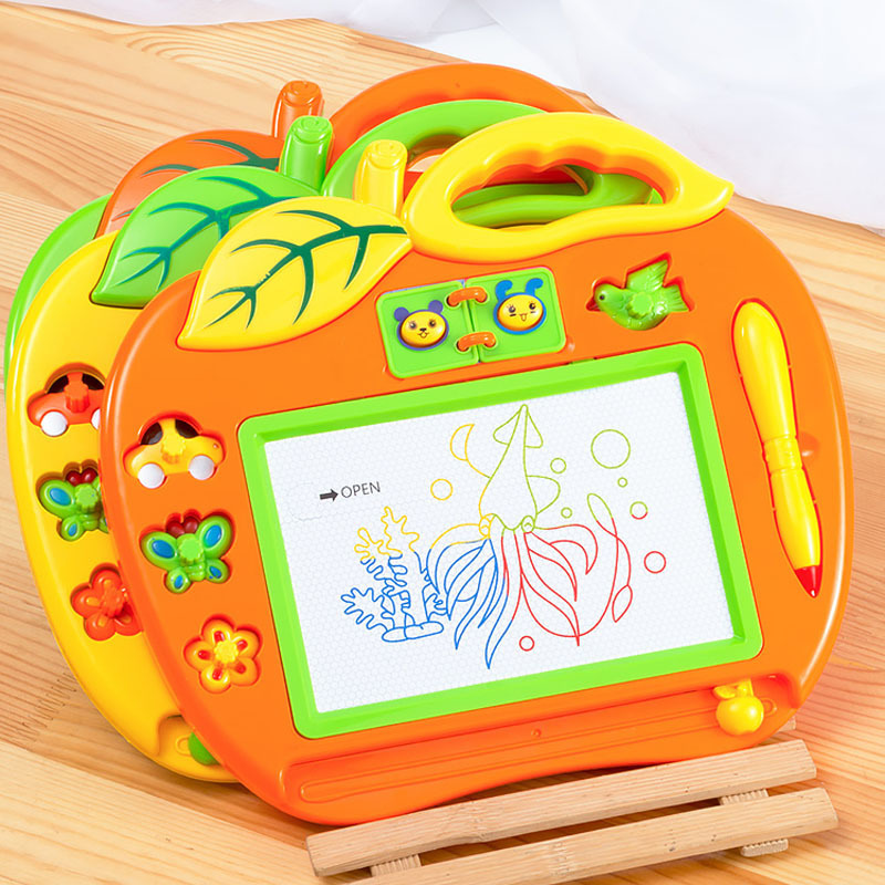 Magnetic Drawing Board Sketch Pad Doodle Writing Painting Graffiti Art Kids Children Educational Toys Learning Brinquedo