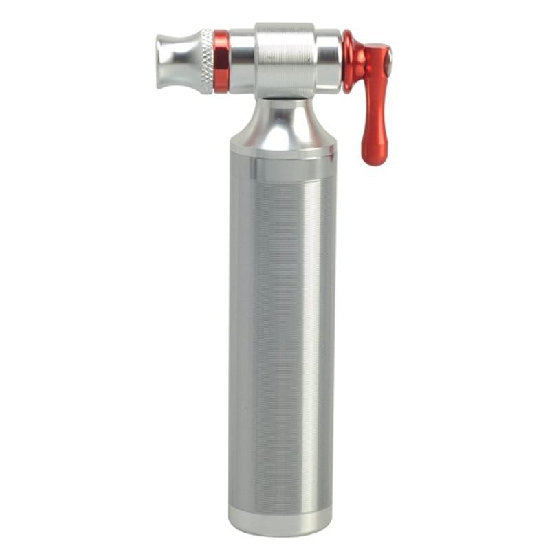 HOT Bicycle Mini Pump Co2 Inflator Sleeve Air Cycling Bicycle Pump Bike Ball Pump|Bicycle Pumps| |  - title=