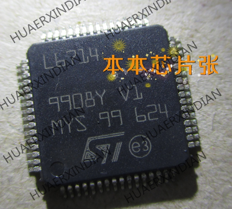 Новый L6714TR L6714 QFP485 высокое качество в наличии