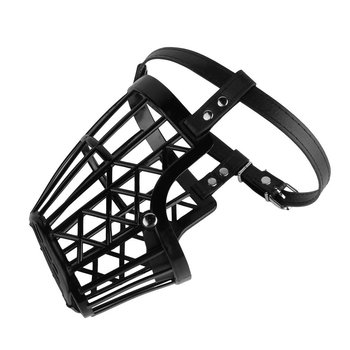 Lightweight Basket Dog Muzzle
