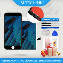 AAA+++ Quality LCD For iPhone 6 7 8 Plus Screen Replacement For iPhone 5 5S X XR XS MAX No Dead Pixel Display With 3D Touch