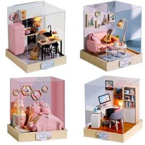 LOL Surprise DIY Doll House Wo
