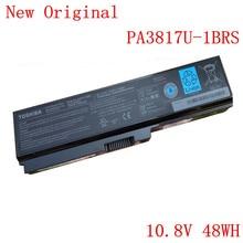 цена на New Original Laptop replacement Li-ion Battery PA3817U-1BRS for TOSHIBA L600 L700 L630 L650 L750 C600 L730 M600 serie 10.8V 48WH